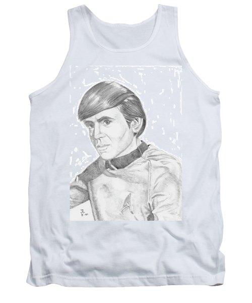 Ensign Pavel Chekov Tank Top