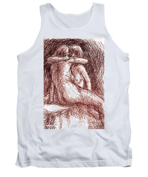 Erotic Drawings 19-2 Tank Top