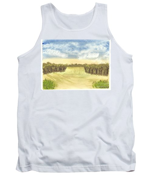 Escape To The Country Tank Top