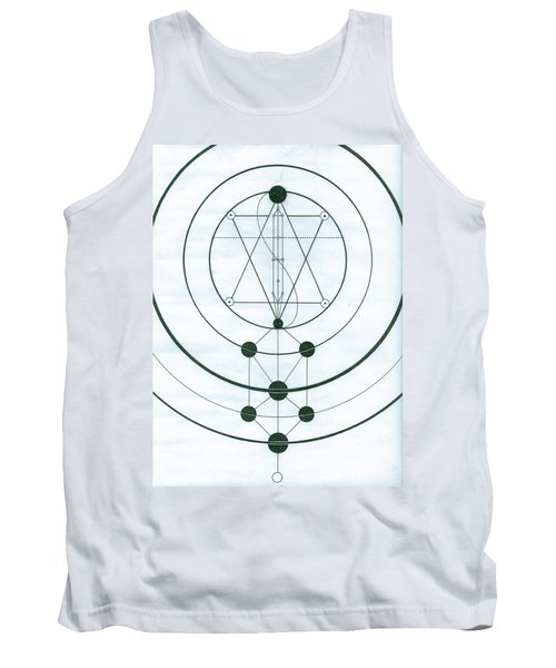 Esoteric Symbology  Tank Top