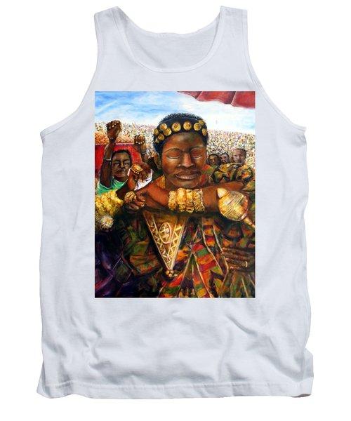 Ethiopia Dancing  Tank Top