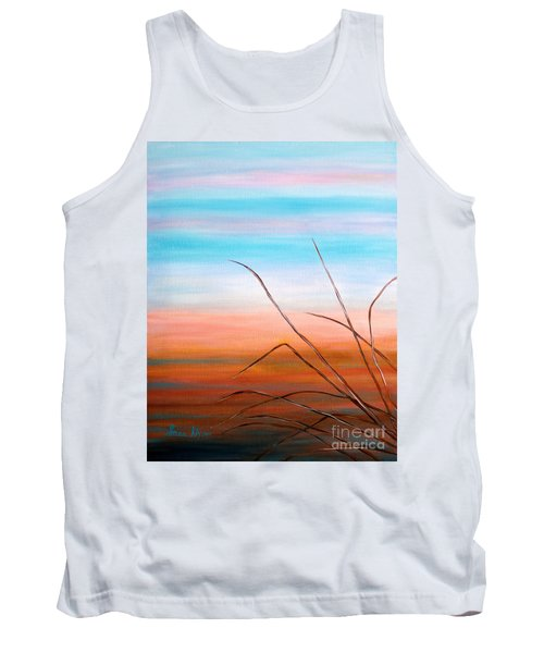 Evening Sky. Soul Collection Tank Top
