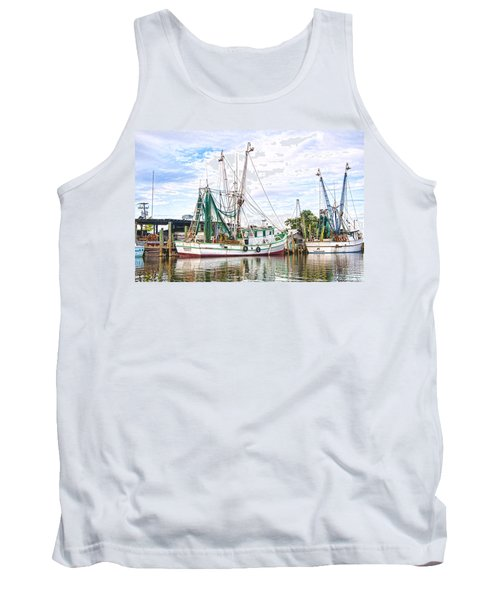 Evening Tide Tank Top