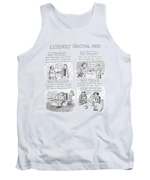 Extremely Practical Jokes Tank Top