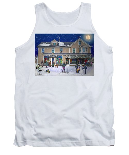Faddens General Store In North Woodstock Nh Tank Top