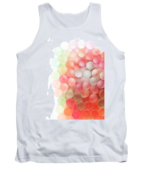Fading Out Tank Top