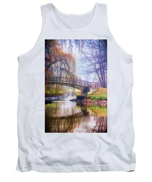 Fairytale Bridge Tank Top