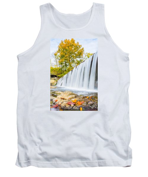 Fall At Buck Creek Tank Top by Parker Cunningham
