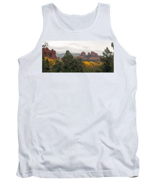 Fall Color Sedona 0495 Tank Top