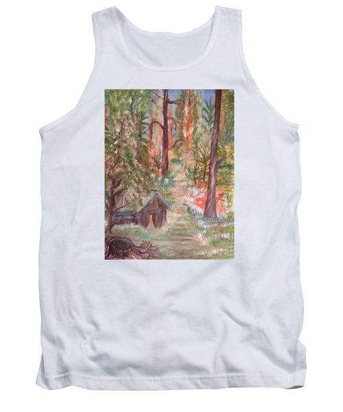 Fall Day Tank Top