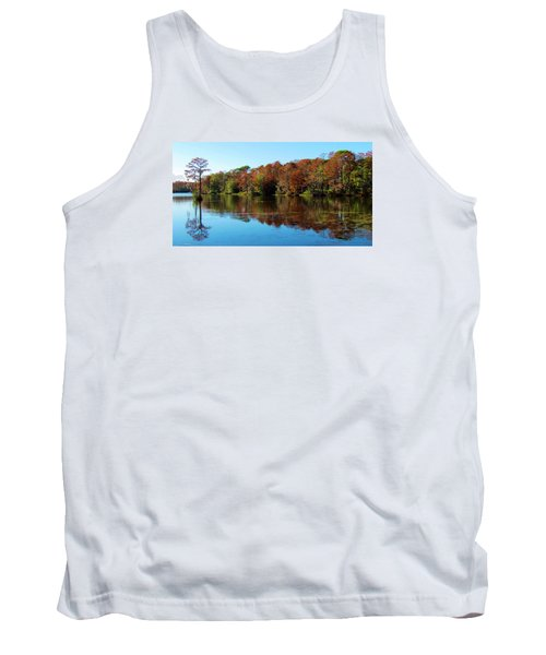 Fall In The Air Tank Top