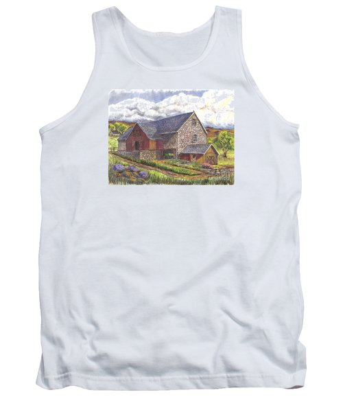 A Scottish Farm  Tank Top