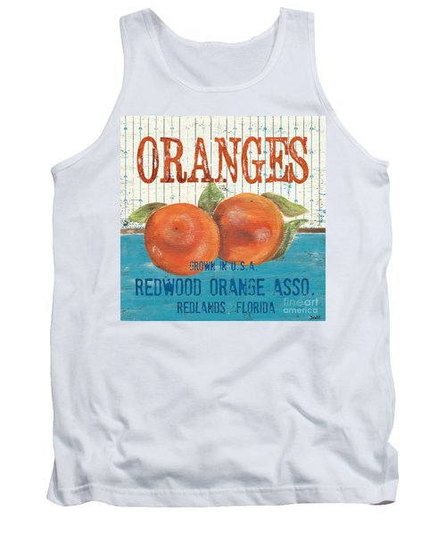 Farm Fresh Fruit 2 Tank Top