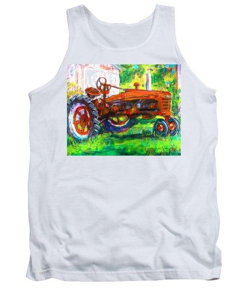 Farmall Tractor Tank Top
