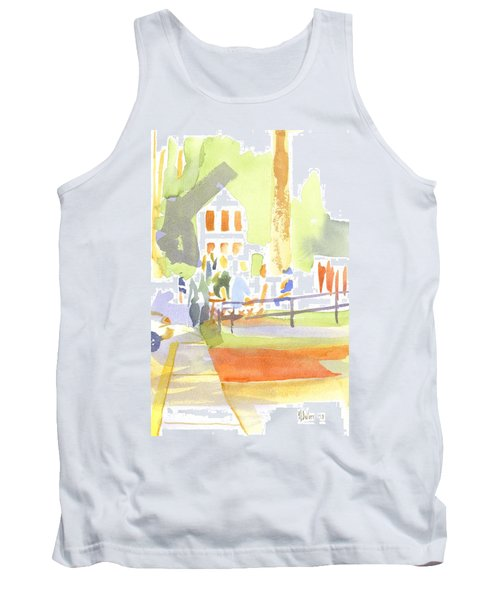 Farmers Market II  Tank Top