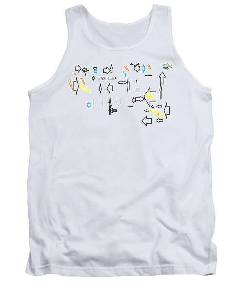 Fastlife Tank Top by Aaron Martens