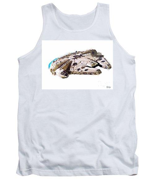 Millenium Falcon Tank Top