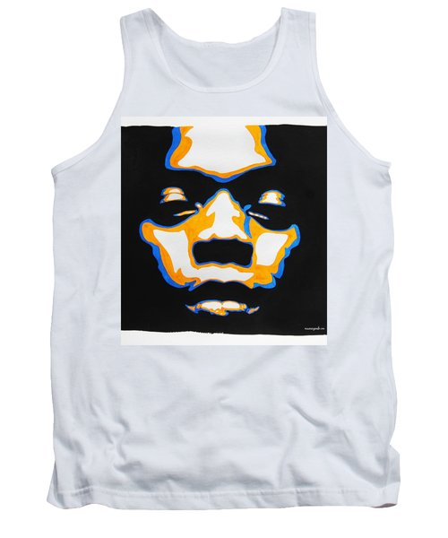 Fela. The First Black President. Tank Top