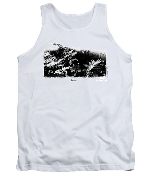 Ferns Tank Top