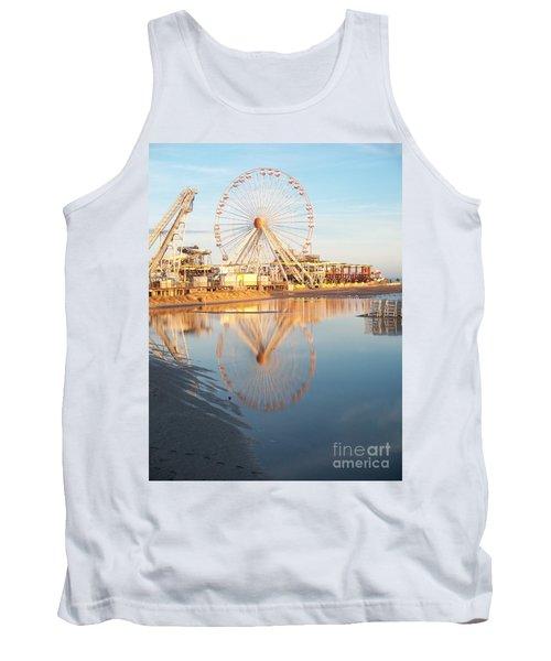 Ferris Wheel Jersey Shore 2 Tank Top