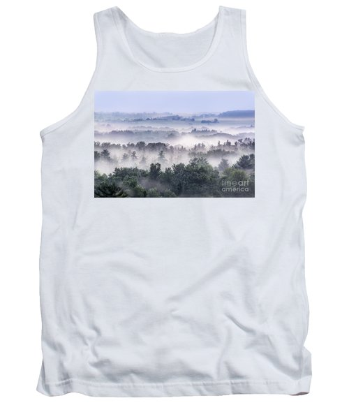 Finger Lakes Morning Tank Top