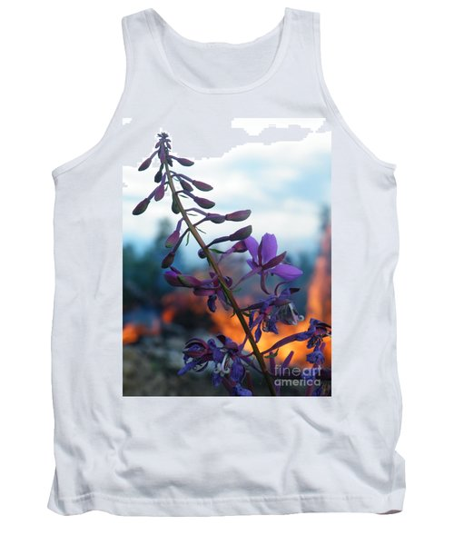 Fireweed Number Five Tank Top