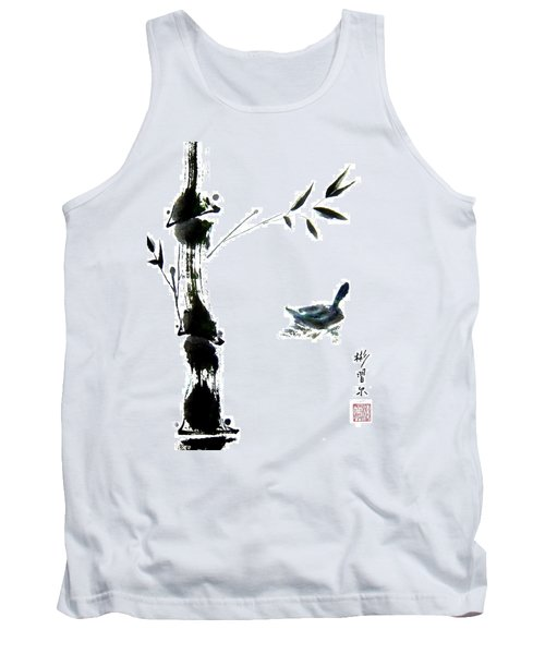 First Reflection Tank Top