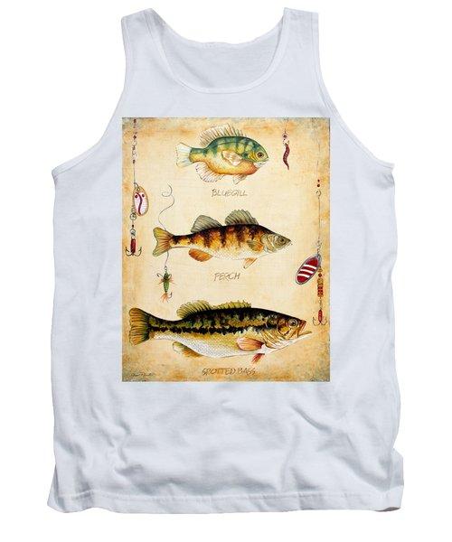 Fish Trio-c Tank Top