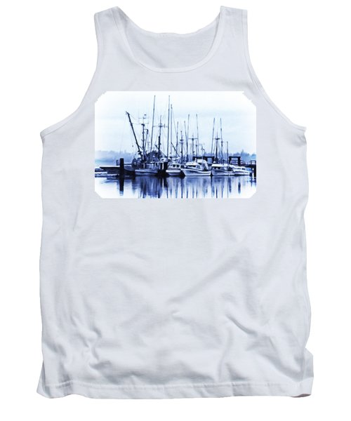 Fishers' Wharf Tank Top