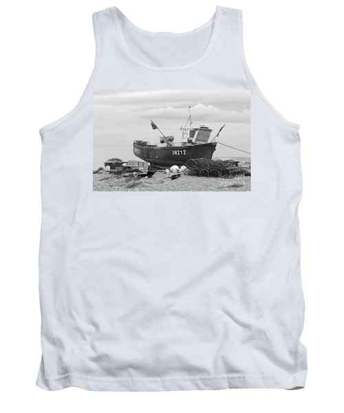 Fishing Boat Tank Top