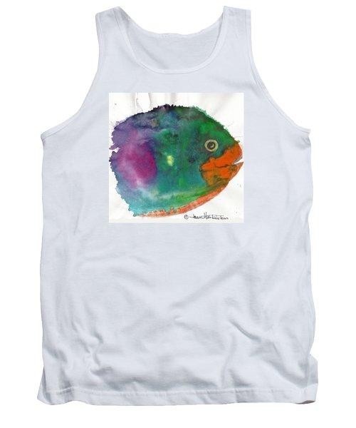 Fishy Tank Top by Joan Hartenstein