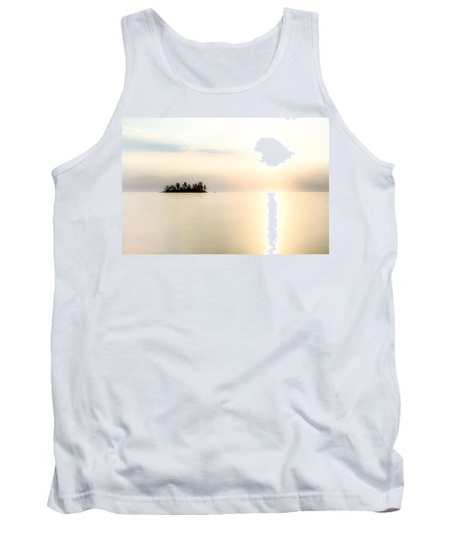 Flathead Sunrise Tank Top