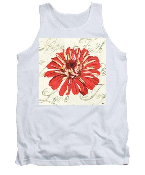 Floral Inspiration 1 Tank Top