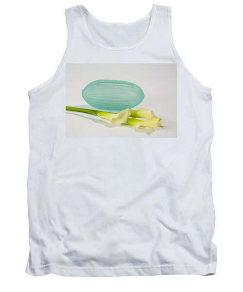 Flowers In Vases 4 Tank Top