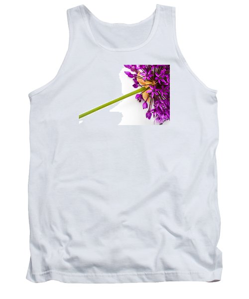 Flower At Rest Tank Top