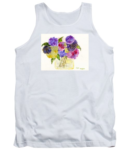 Flowers For Joyce Tank Top by AFineLyne