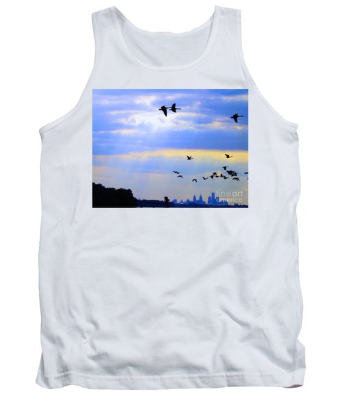 Fly Like The Wind Tank Top