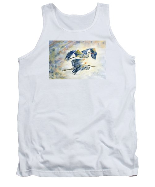Flying Together Tank Top