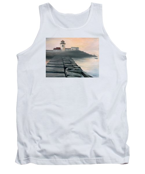 Fog Burning Off Tank Top