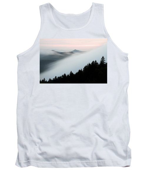Fog On The Mountain Tank Top