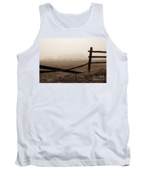 Foggy Pasture Tank Top