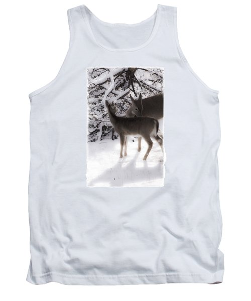 For The Love Tank Top