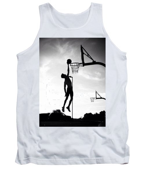 For The Love Of Basketball  Tank Top