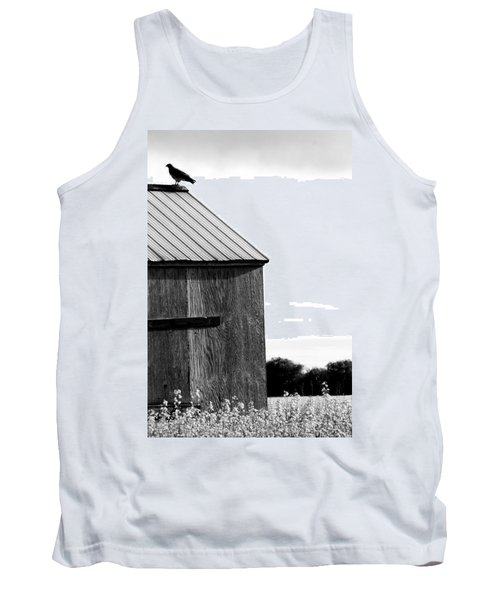 Foraging Two Tank Top by Jerry Cordeiro