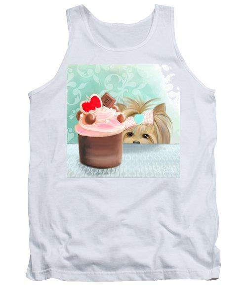 Forbidden Cupcake Tank Top