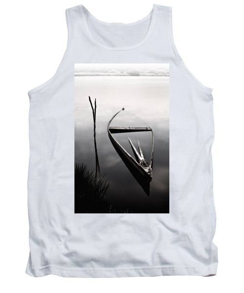 Forgotten In Time Tank Top