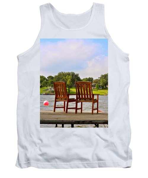 Fourth Of July Vacation Tank Top