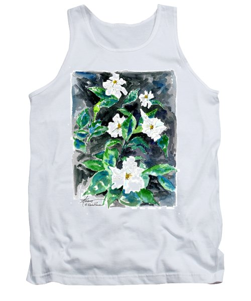 Fragrant Beauty  Tank Top