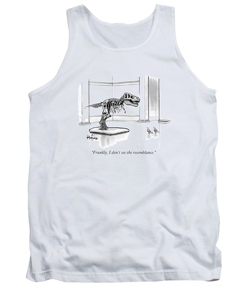 The Resemblance Tank Top