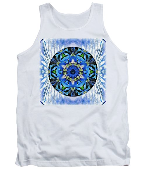 Freedom And Love Tank Top